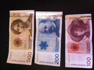 Norwegische Krone Wechselkurs Geschichte Banknoten Und Munzen